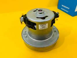 Двигатель для пылесоса Lg 1800w  H=116mm, h=36mm, D=130mm, d=83.5 Италия