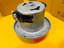 Двигатель для пылесоса Samsung 1400w  H112мм, h=34mm,D=135mm, d=83,5mm, с выступом