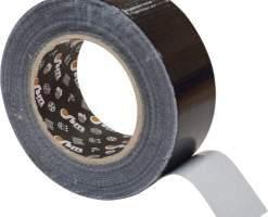 Лента Тилит черная 48мм*50мм полиэтилен клеевая армиров