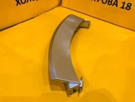 Ручка люка стиральной машины BOSCH серебр 751783   648581